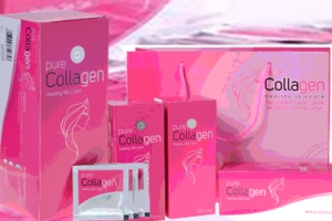 pure collagen asli