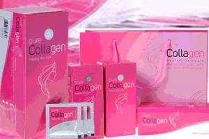 pure collagen asli